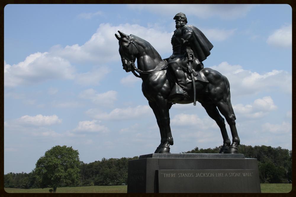Jackson Statue
