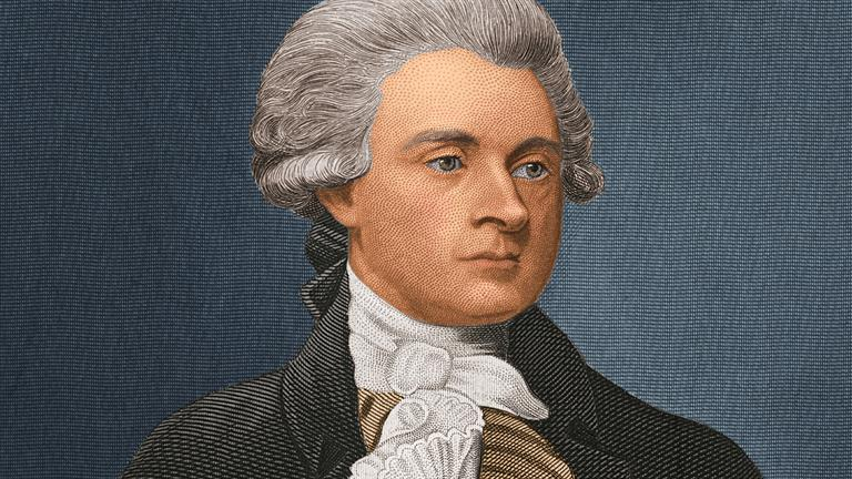Thomas Jefferson during his time as America's Minister to France.