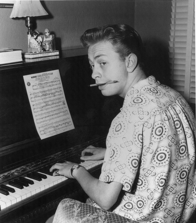 Mel  Tormé was a multi-talented force in 20th Century jazz music.