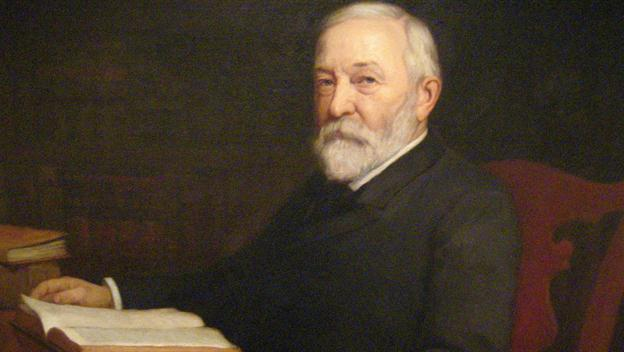 "Standing only 5 feet 6 inches tall, Benjamin Harrison was playfully knick named ""Little Ben""."