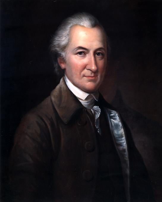 John Dickinson of Pennsylvania led the moderate faction inside the Second Continental Congress.