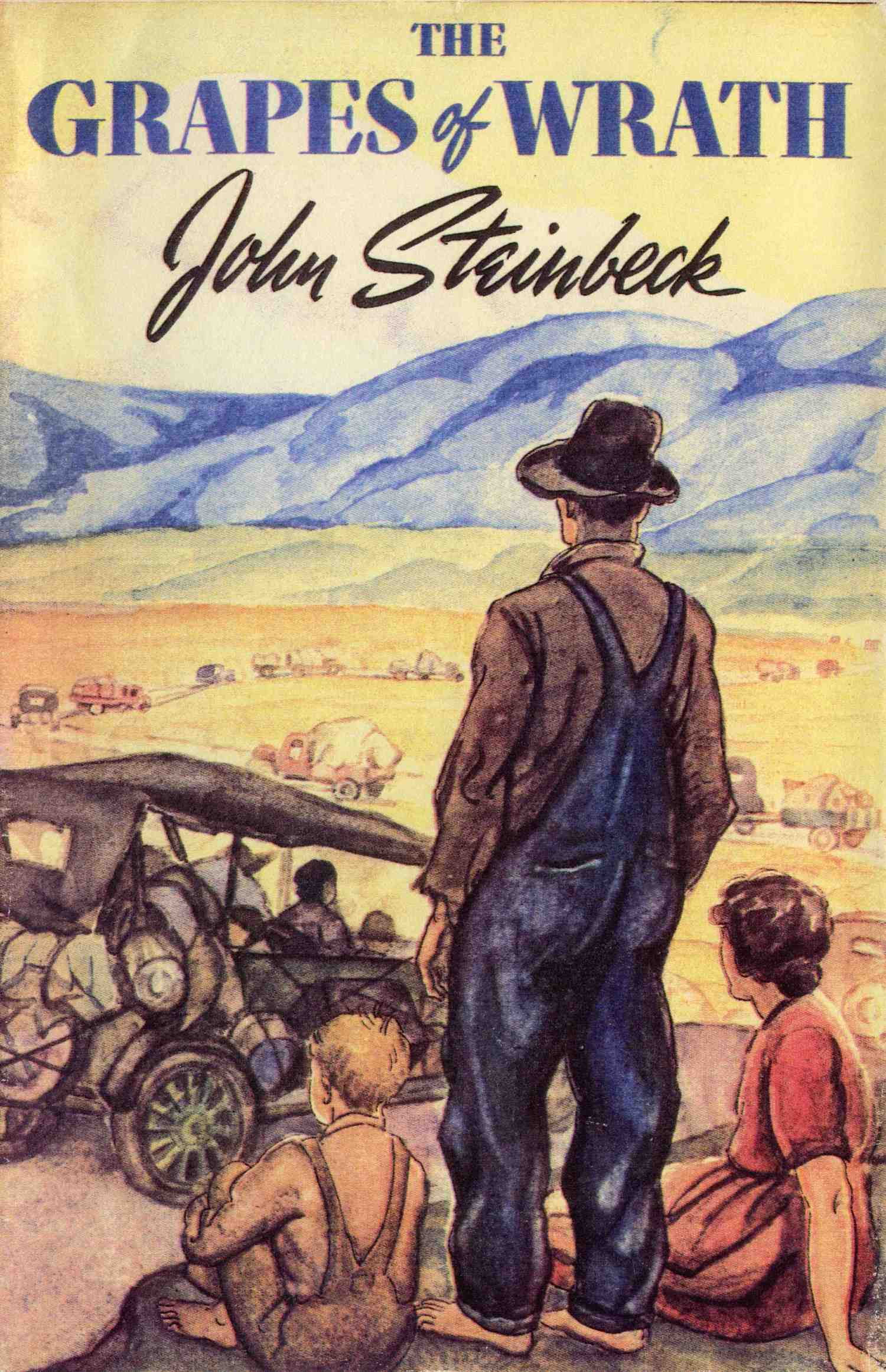 Book review the grapes of wrath historic america book review the grapes of wrath biocorpaavc Image collections