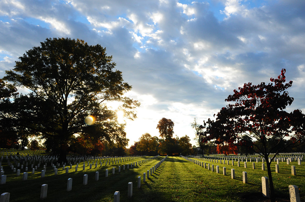 Arlington National Cemetery - A journey through hallowed ground. Walking. Approximately 3 hrs.