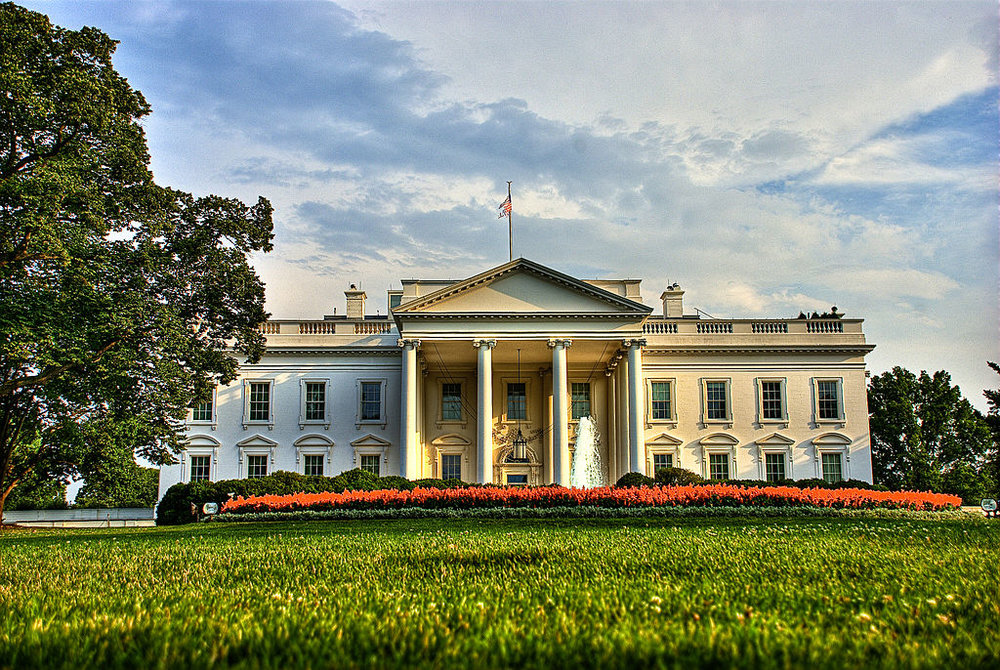The President's Neighborhood - The White House and America's most historic neighborhood. Walking. Approximately 2 hrs.