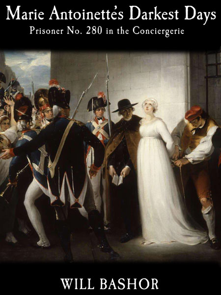 A harrowing tale of a fallen queen's final days - the prisoner registered only as Widow Capet, No. 280, a time that was a cruel mixture of grandeur, humiliation, and terror.  -