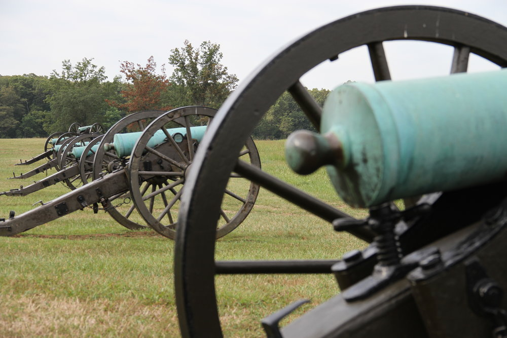 Historic Battlefields -