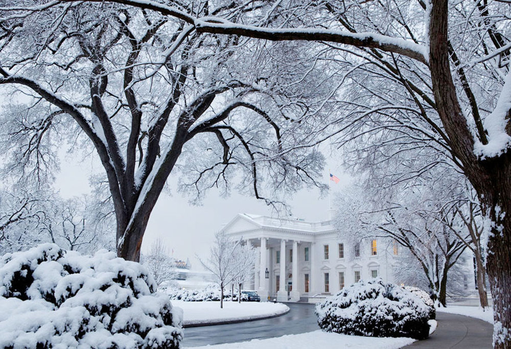 Baby, it's cold outside … let's head down to the Situation Room.