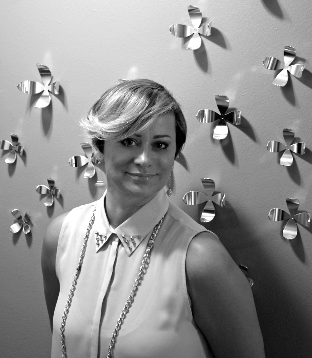 Dominika Pate, Owner - Certified Interior Stylist/Decorator