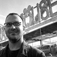 cory doctorow  (photo by matt locke)