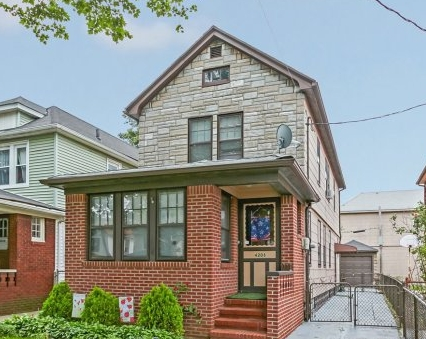 4208 Avenue I - One Family Closed at $450,000 - represented buyer