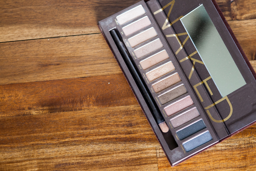 """Naked"" Eyeshadow Palette Tutorial 