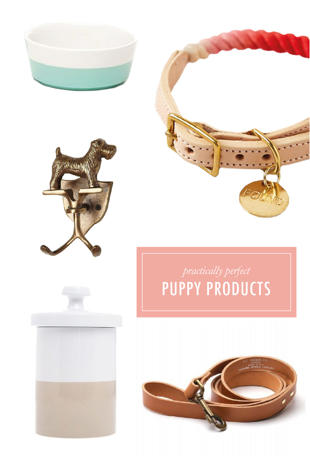 Practically Perfect Puppy Products | That's Pretty Ace