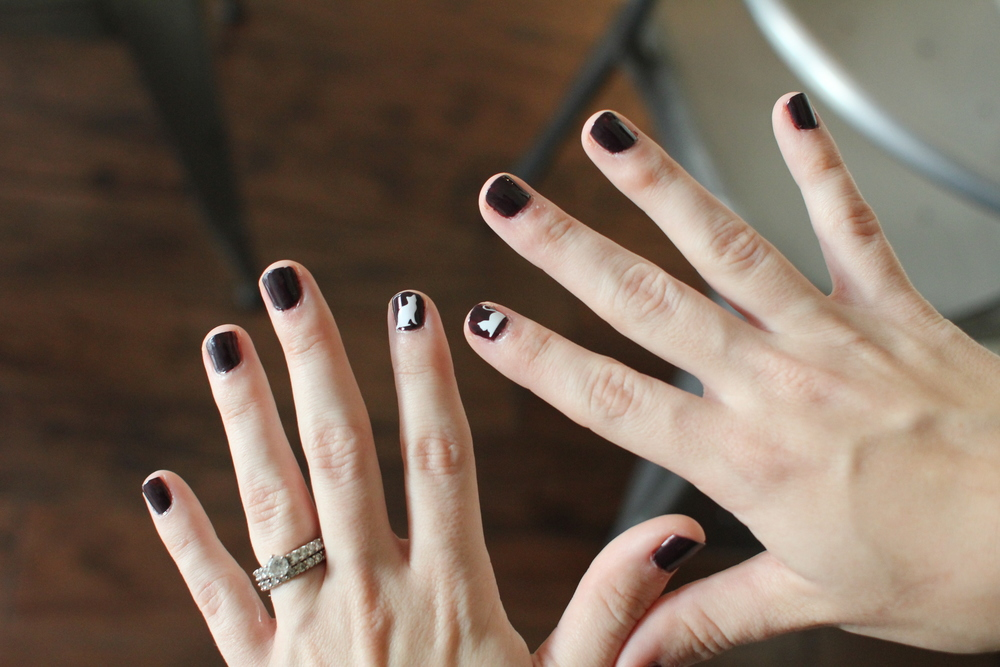 Stick It Vinyl nail decals | That's Pretty Ace