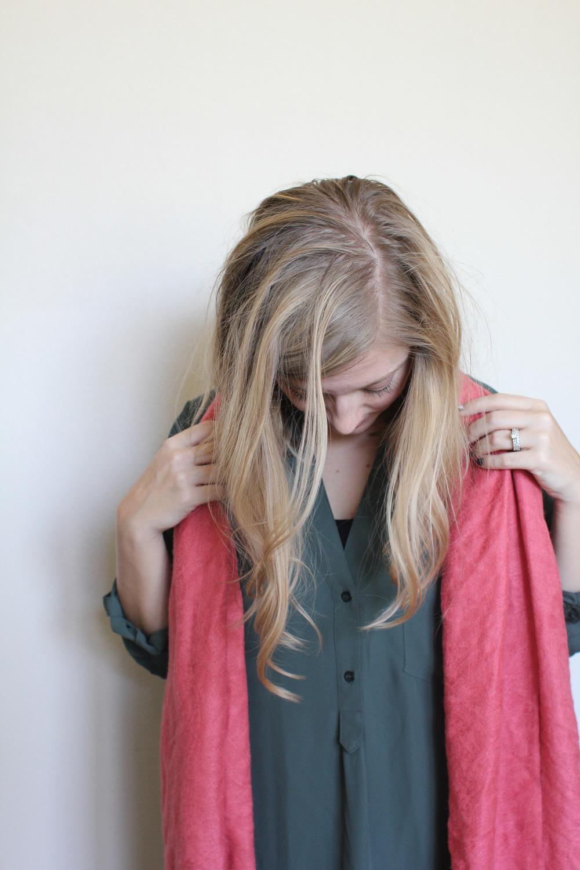 Three Ways to Wear a Scarf | That's Pretty Ace