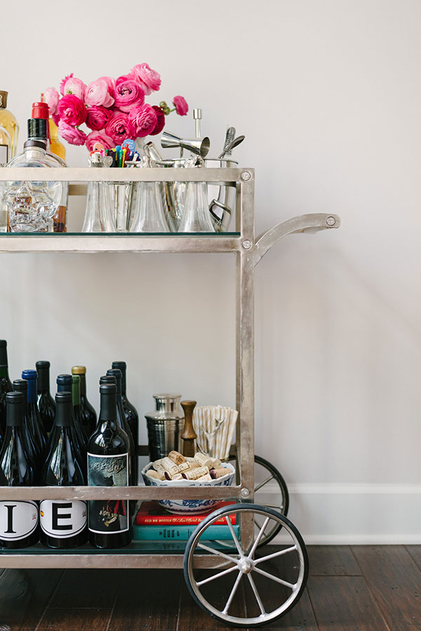 Bar Cart Beauty | That's Pretty Ace