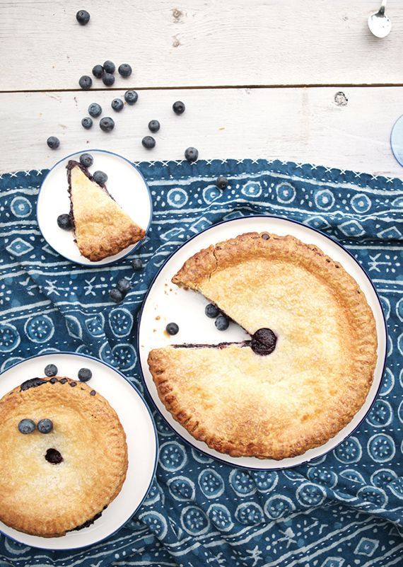 Blueberry Pie | That's Pretty Ace
