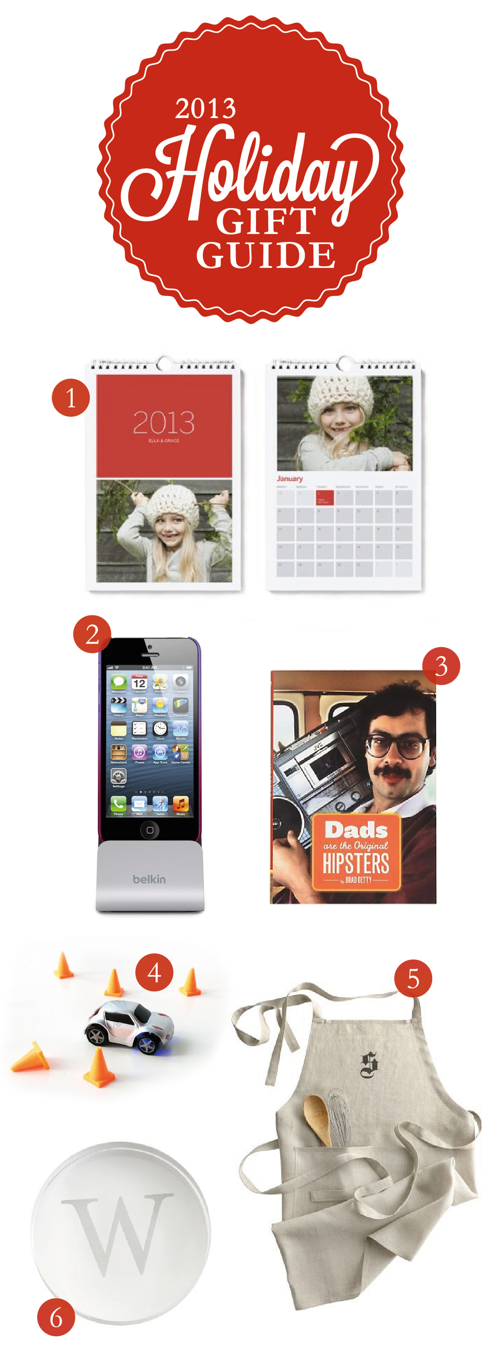 Holiday Gift Guide: Dad | That's Pretty Ace