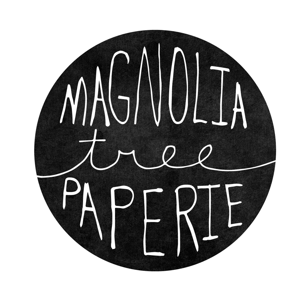 Hand-Drawn Illustrations by Magnolia Tree Paperie