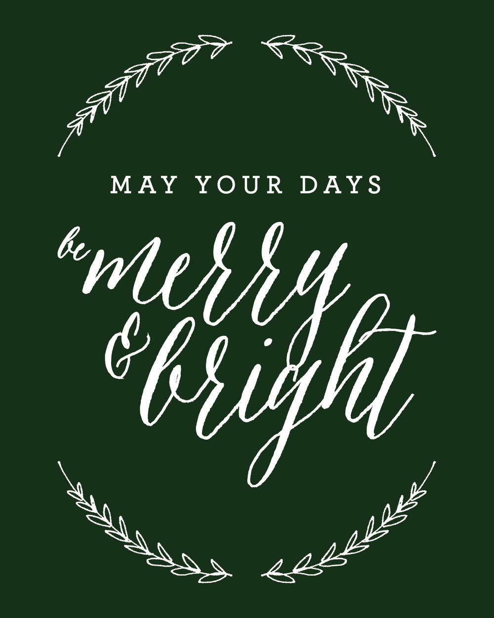 Merry & Bright | That's Pretty Ace
