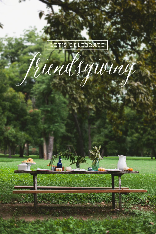 Friendsgiving | That's Pretty Ace