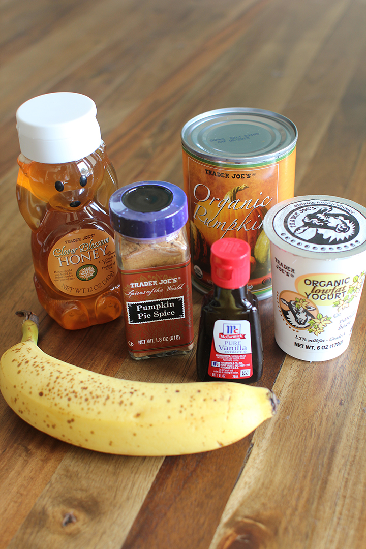 Pumpkin Pie Smoothie | That's Pretty Ace
