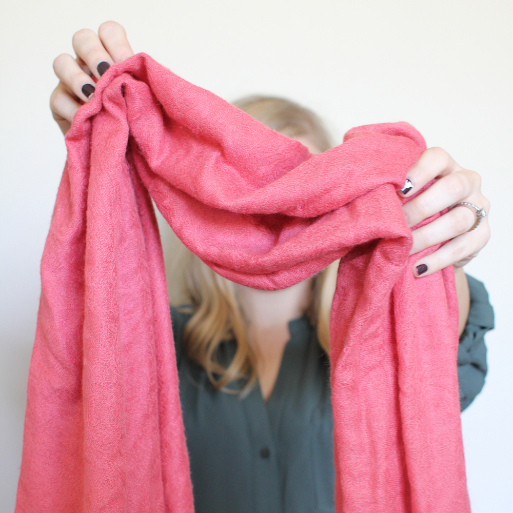3 Ways to Tie a Scarf | That's Pretty Ace