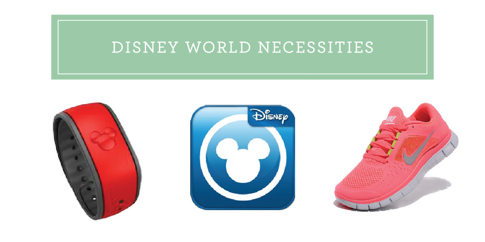 Disney World Necessities | That's Pretty Ace