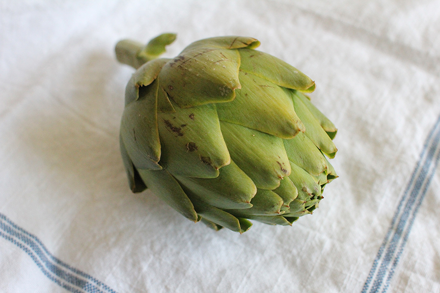 How to Cook & Eat an Artichoke | That's Pretty Ace