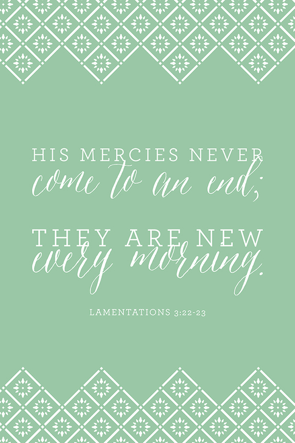 Lamentations | That's Pretty Ace