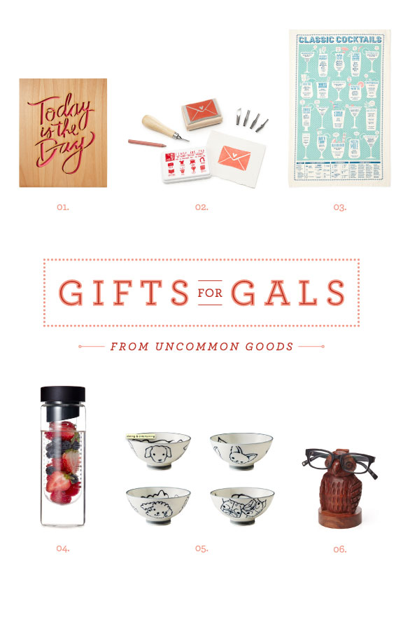 Gifts for Your Best Friend from Uncommon Goods | That's Pretty Ace