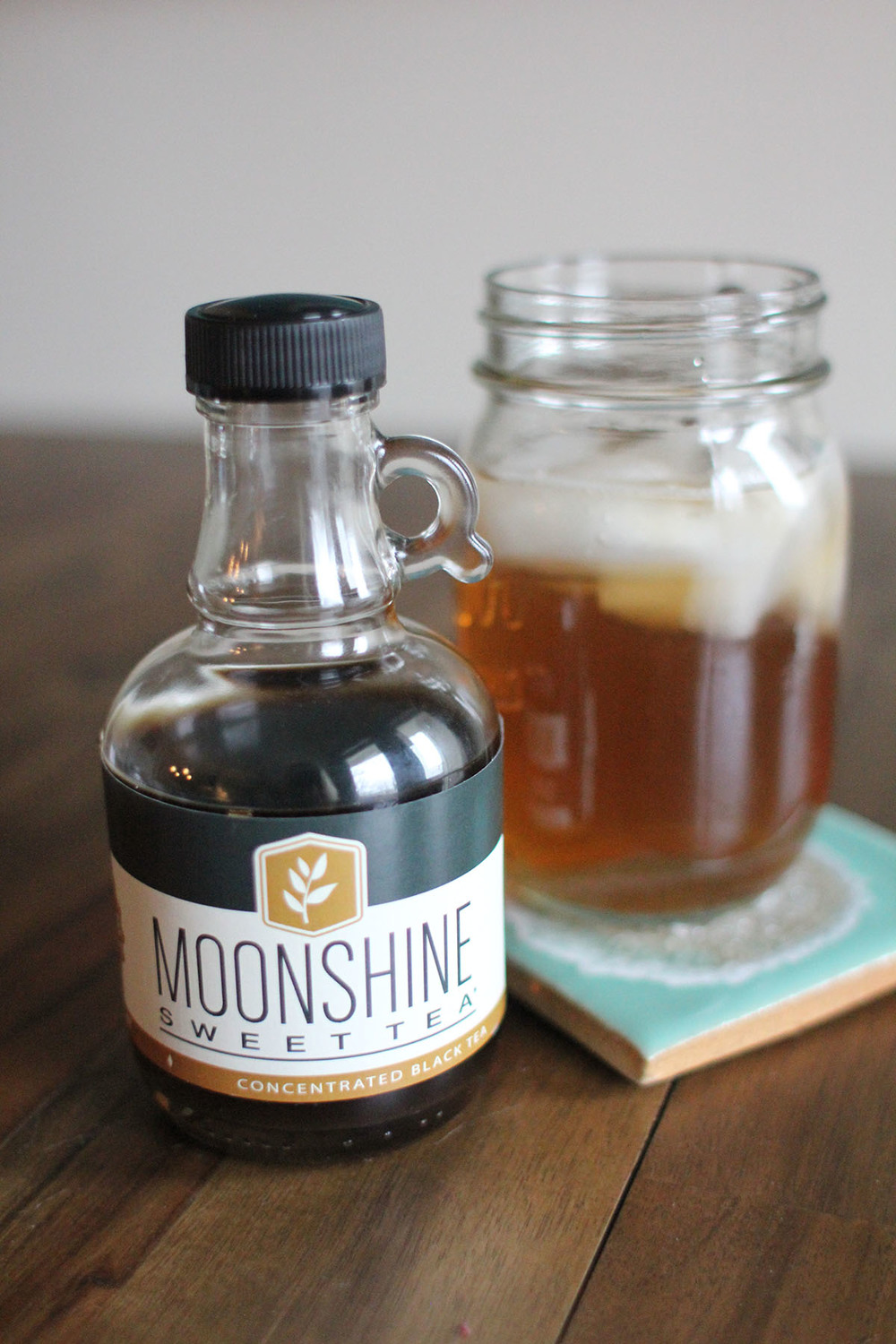 Moonshine Sweet Tea | That's Pretty Ace