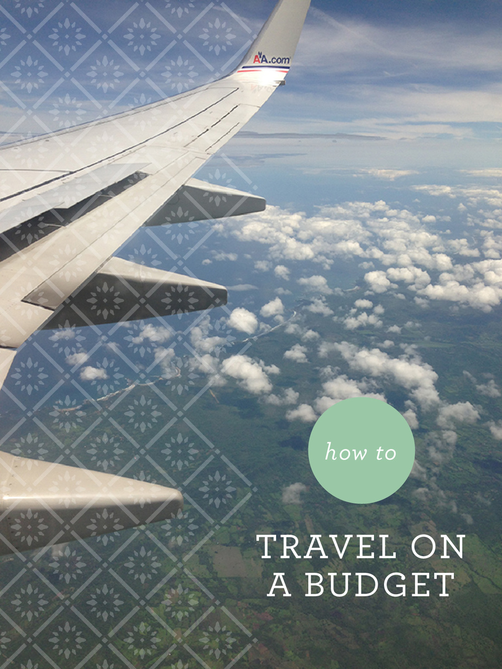 How to Travel on a Budget | That's Pretty Ace