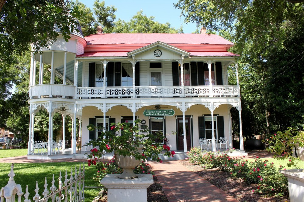 Gruene Mansion Inn | That's Pretty Ace
