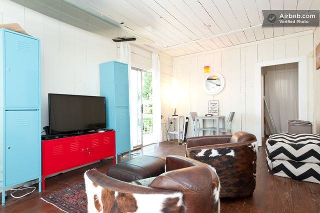 SoCo Cottage on airbnb | That's Pretty Ace