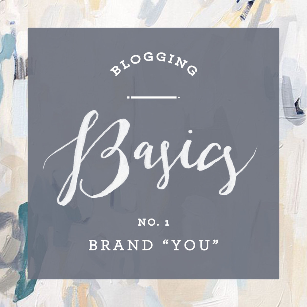 Blogging Basics 01 - Developing Your Brand | That's Pretty Ace
