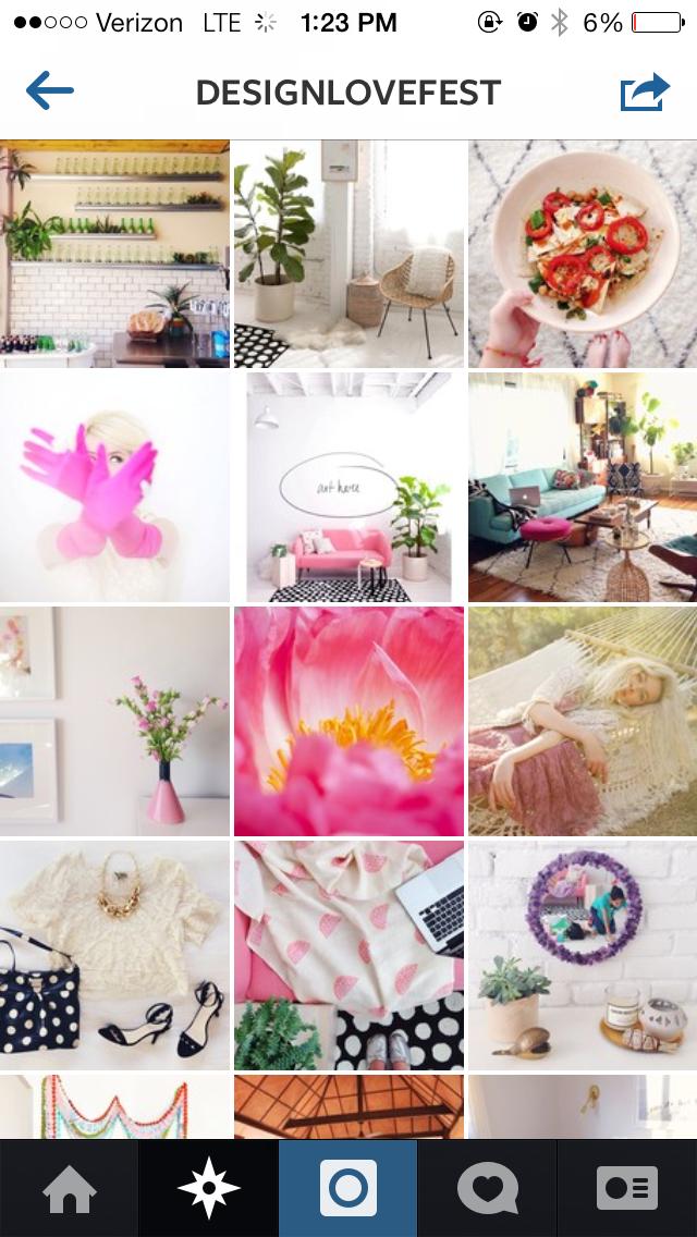 DesignLoveFest Instagram | That's Pretty Ace