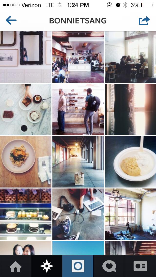 Bonnie Tsang Instagram | That's Pretty Ace