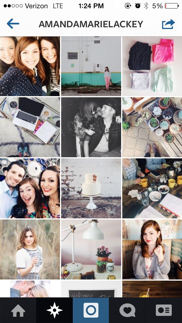 Amanda Marie Lackey Instagram | That's Pretty Ace