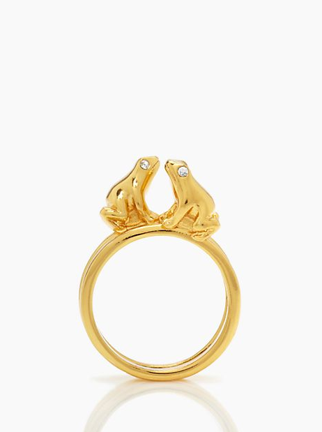 Kate Spade Prince Charming Ring | That's Pretty Ace