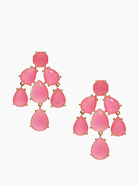 Kate Spade Chandelier Earrings | That's Pretty Ace