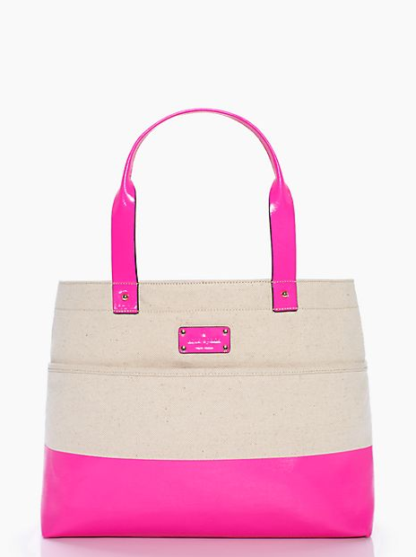 Kate Spade Horseshoe Cove Magazine Tote | That's Pretty Ace