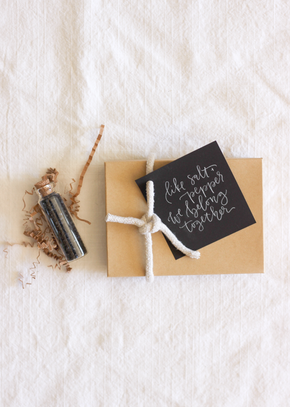 Foodie Favors | That's Pretty Ace