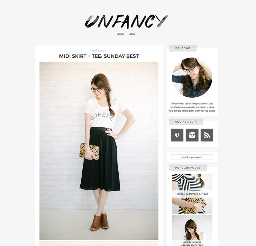 UnFancy | That's Pretty Ace