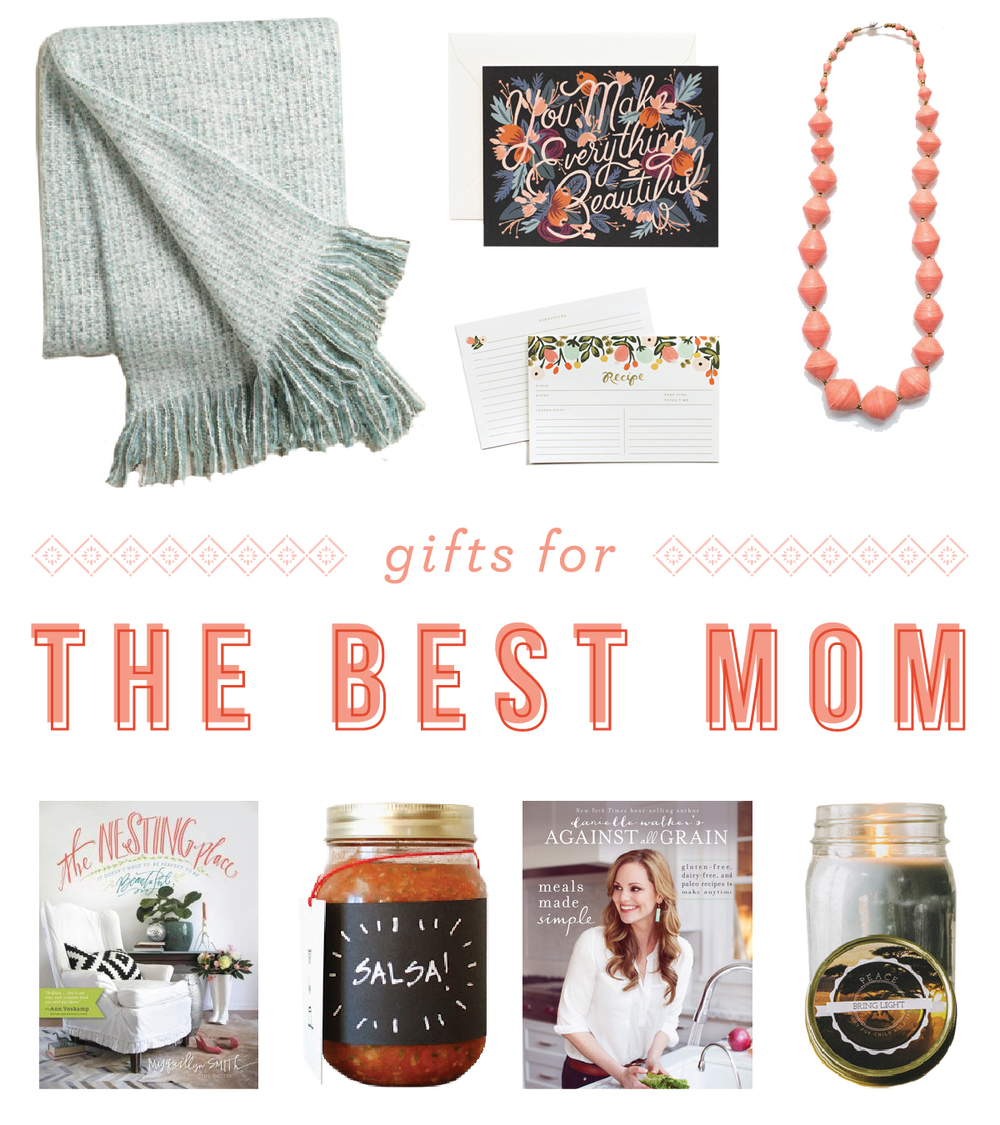 Gifts for Mother's Day | That's Pretty Ace