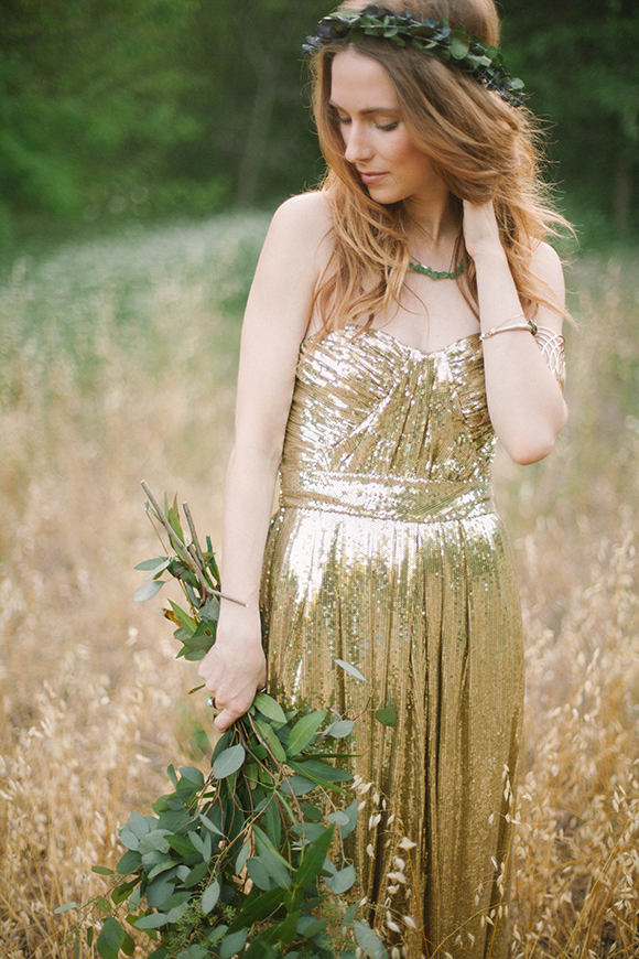 Golden Bride by Jessica Welshans