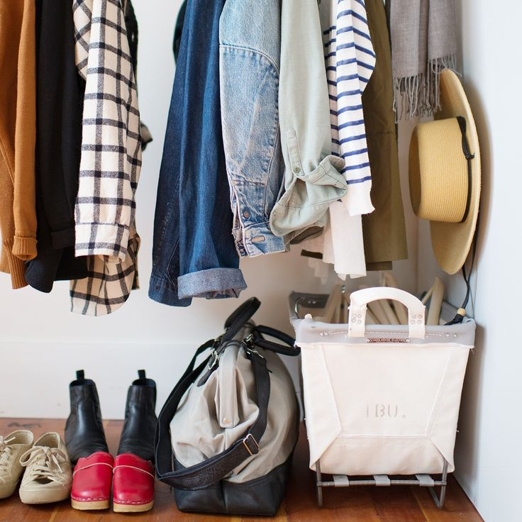 a simple closet trick - that's pretty ace