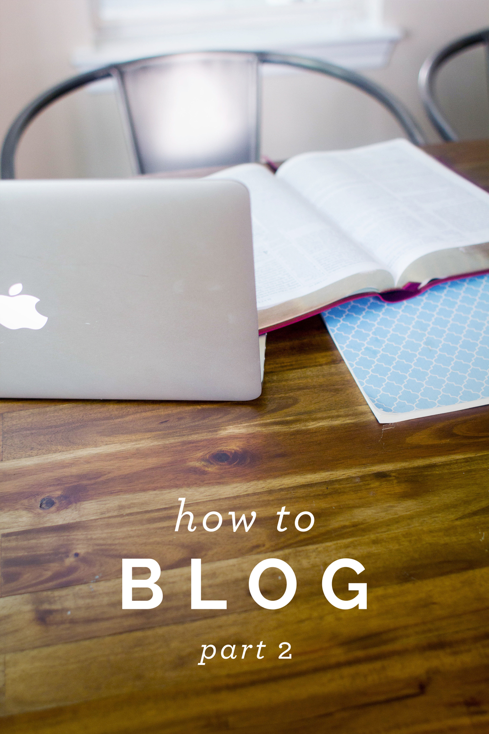 How to Blog, Part 2 - that's pretty ace