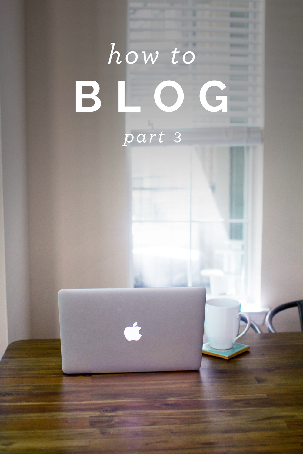 How to Blog, Part 3 - that's pretty ace