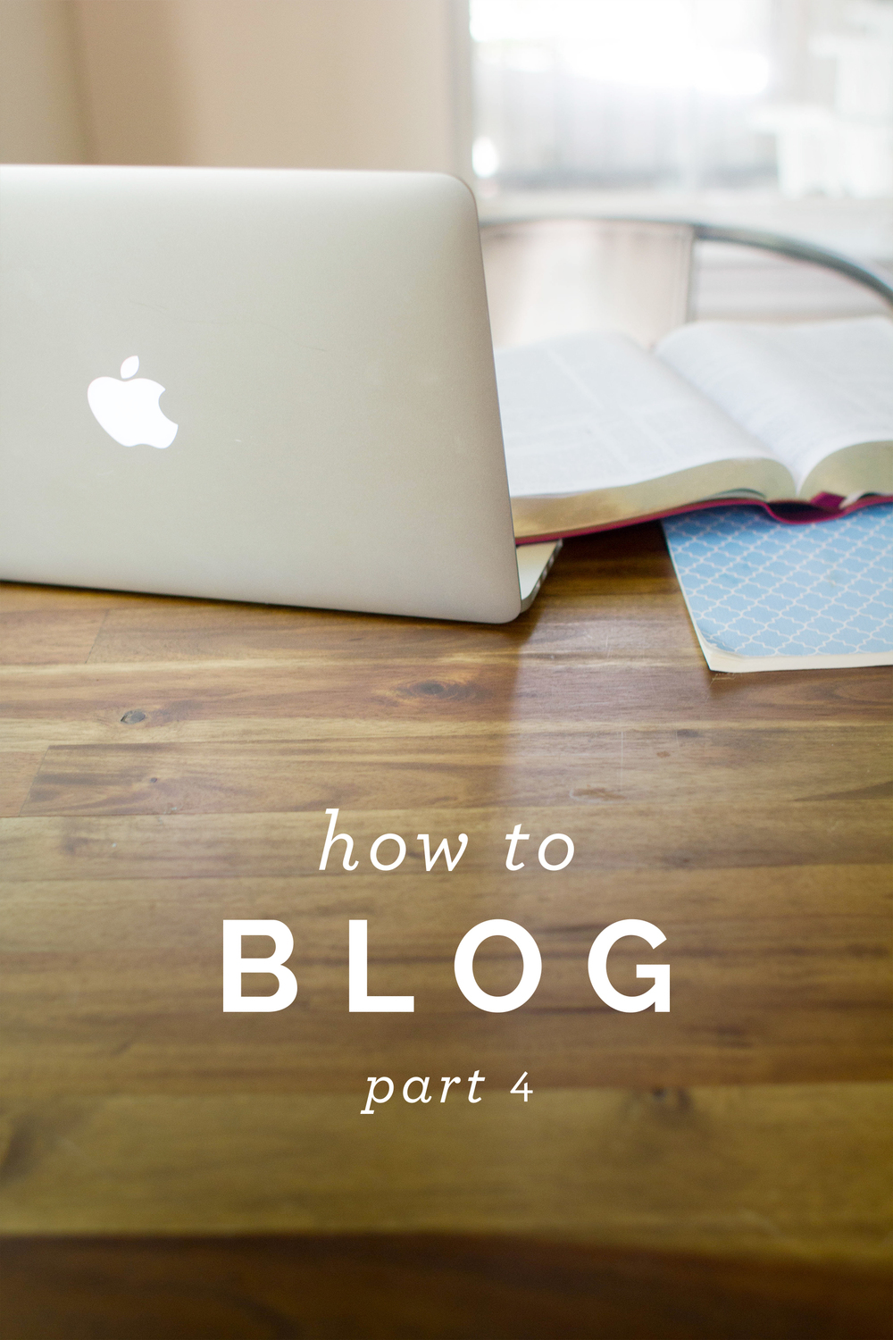 How to Blog, Part 4 - that's pretty ace
