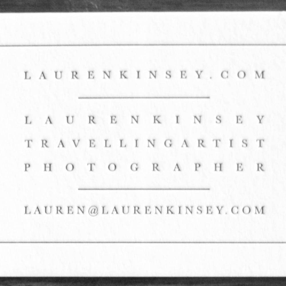 LAUREN KINSEY